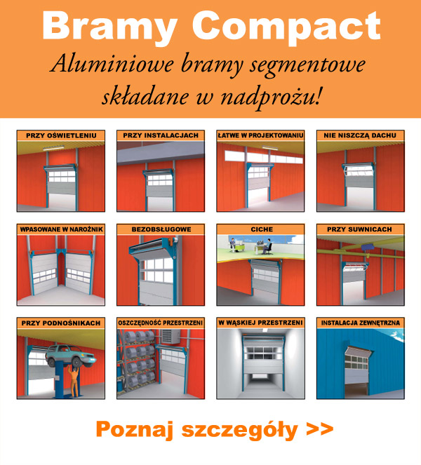 Bramy Compact
