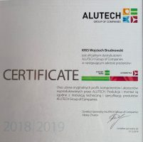Certyfikat KRIS Brudnowski